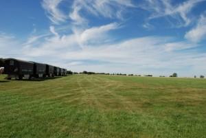 Circus-Wagons