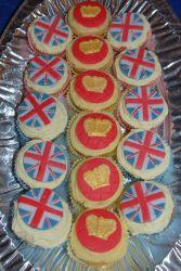 Royal-cupcakes