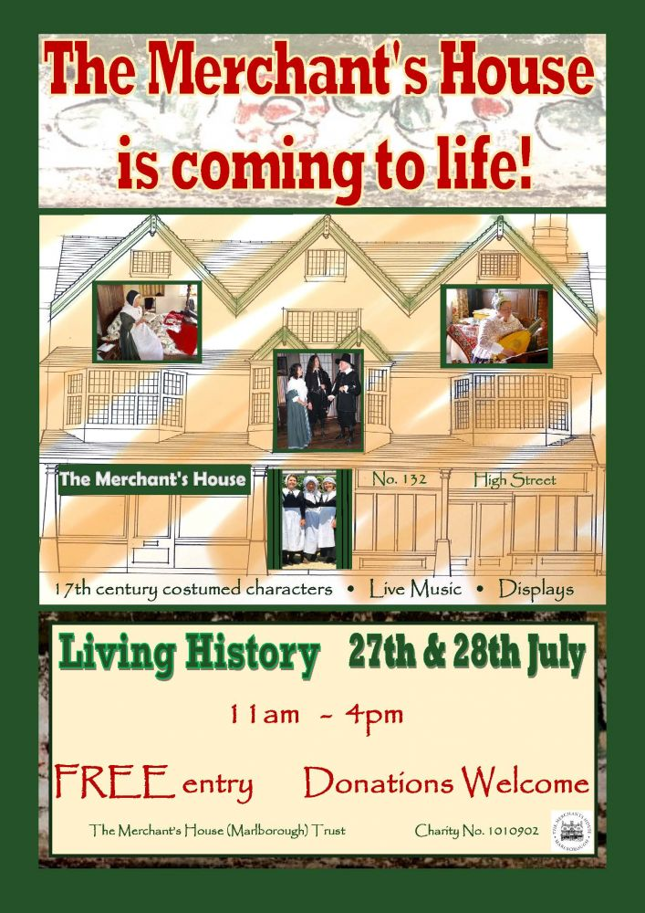 Merchants-House-Living-History