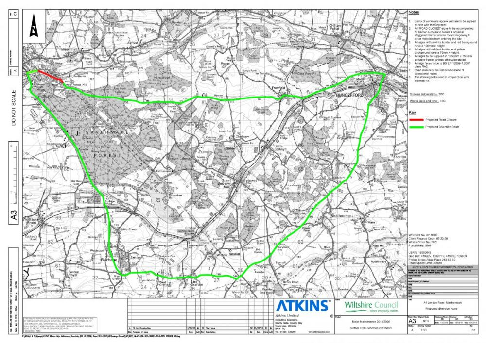 a4-london-road-1-april-diversion