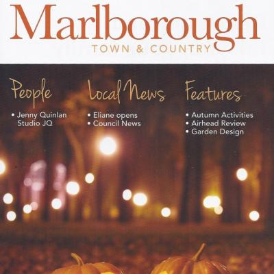 a link to the latest issue of Marlborough Town & Country magazine