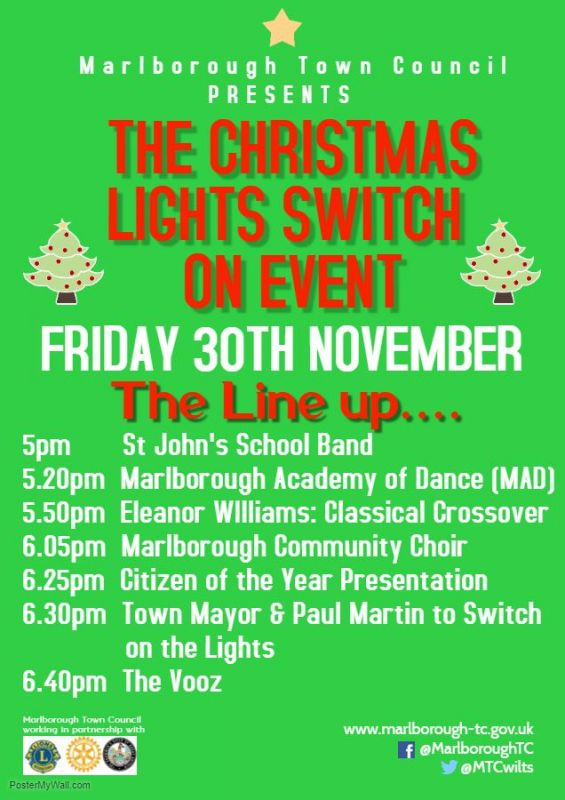Christmas Lights lineup2