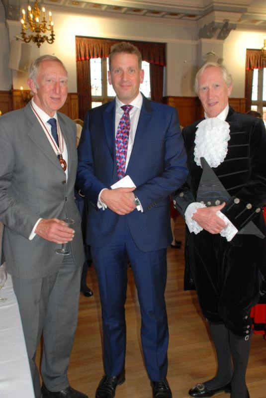 Deputy-Lt-of-Wiltshire-Dr-David-Hemery-CBE-DL-Ian-Tucker-Principal-St-Johns-School-High-Sheriff-of-Wiltshire-David-Scott