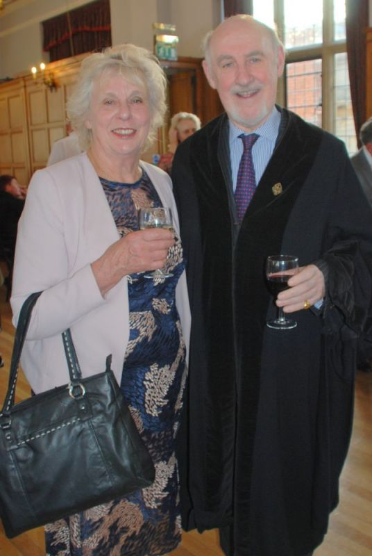 Cllr-Barrett-Morton-with-former-Mayor-Mrs-Margaret-Rose