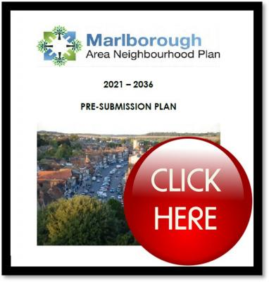 a button with an image of the plan.  click or tap to open the Neighbourhood Plan document