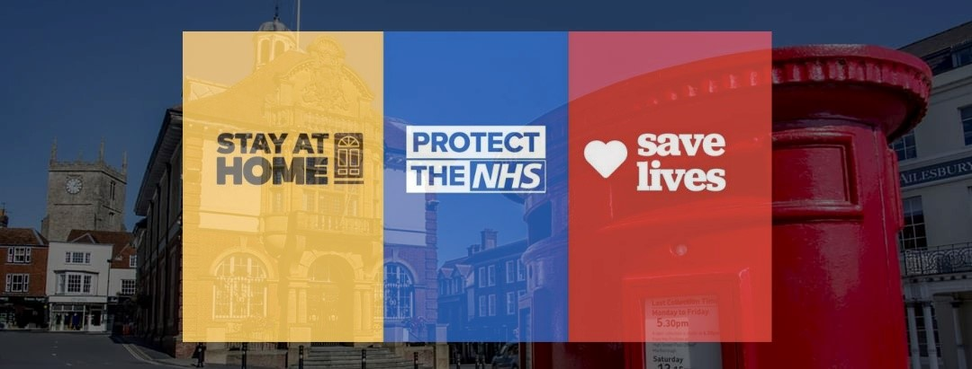 stay-home-protect the nhs save lives