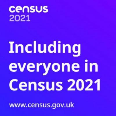 An image of a document reading census 2021