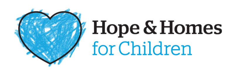 Hope and Homes logo