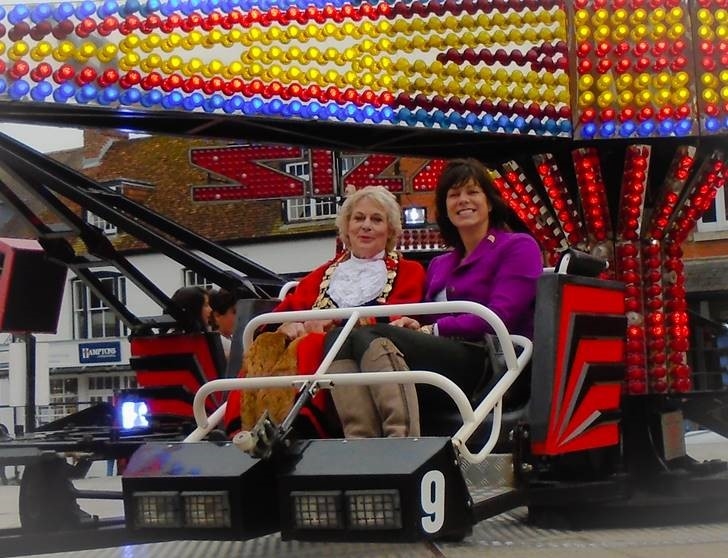 Margaret Claire Perry Mop Fair