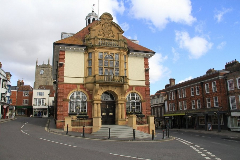 Marlborough Town Hall