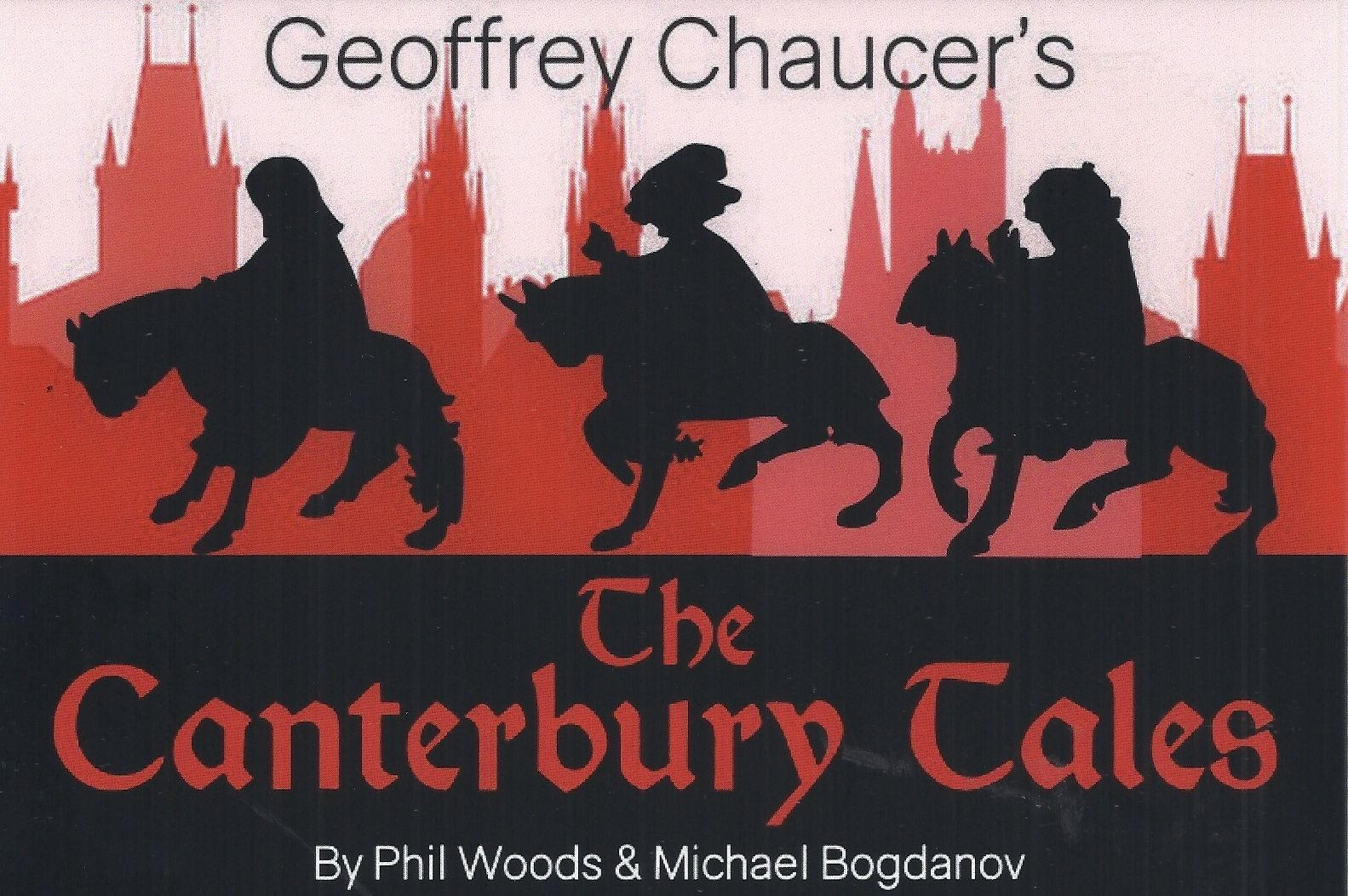 14 to 16 November - The Canterbury Tales