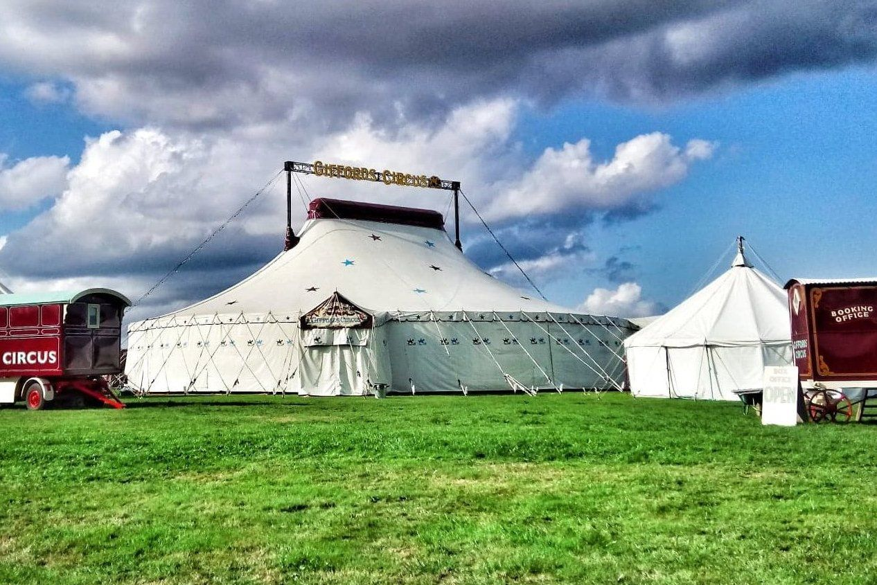 3 to 6 September 2021 - Giffords Circus