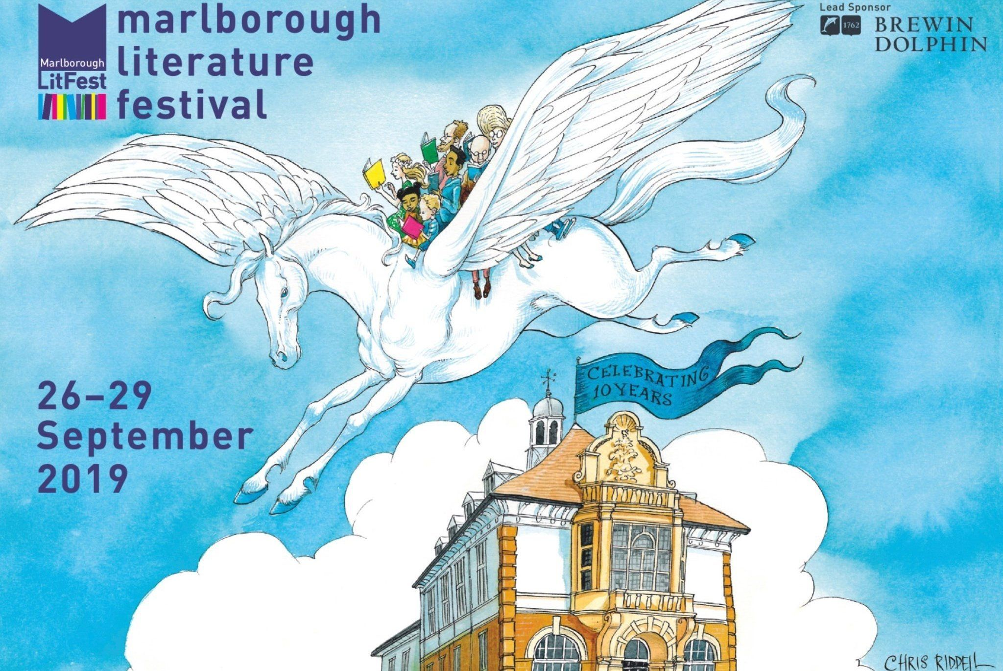 26-29 September - Marlborough LitFest