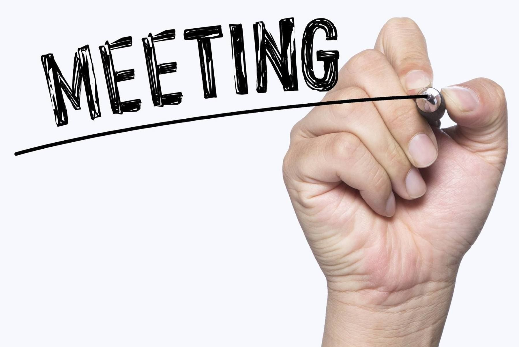 Calendar of Meetings