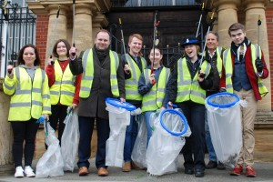 Great Marlborough Spring Clean