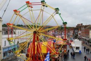 10 October - Mop Fair