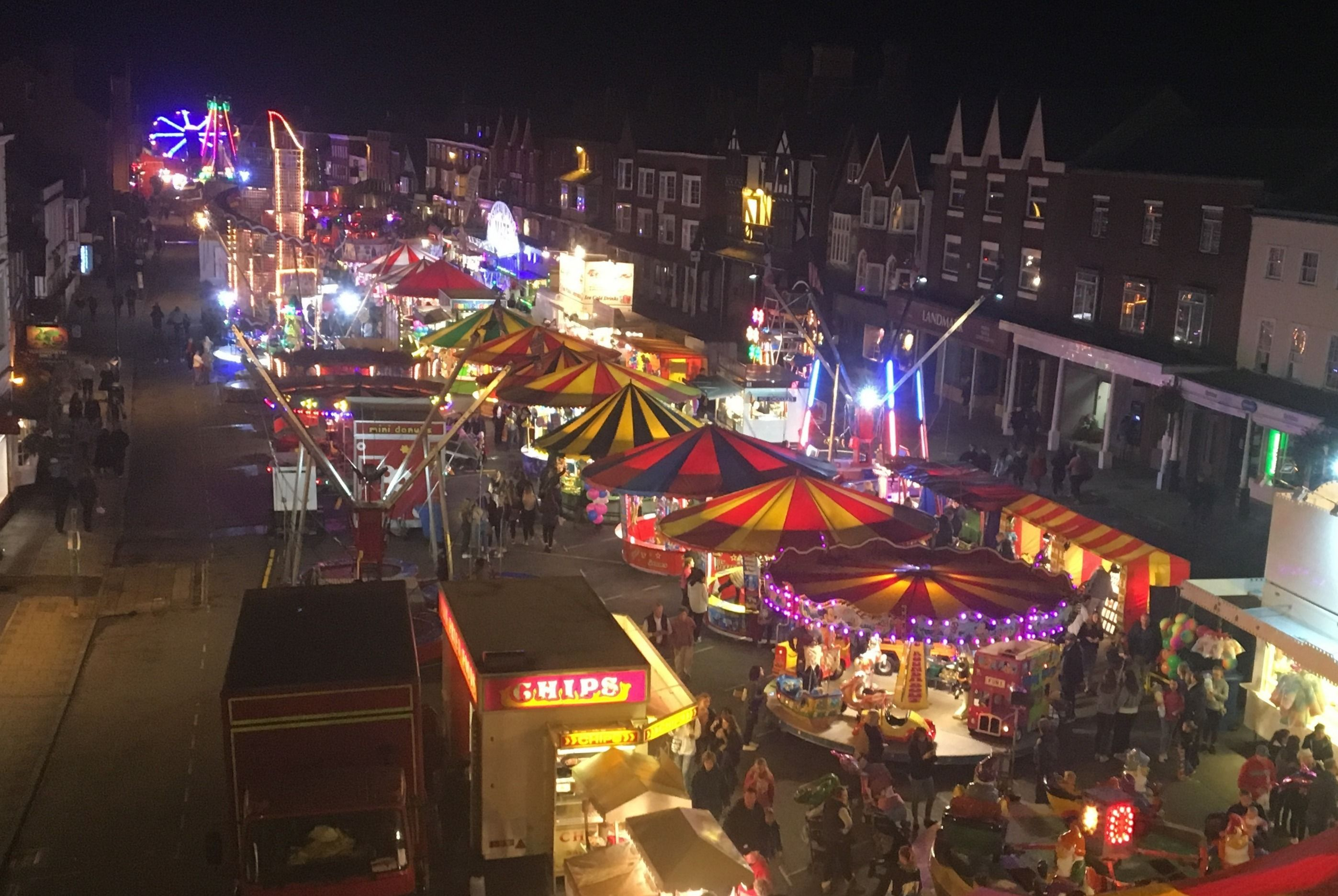 12 October - Mop Fair