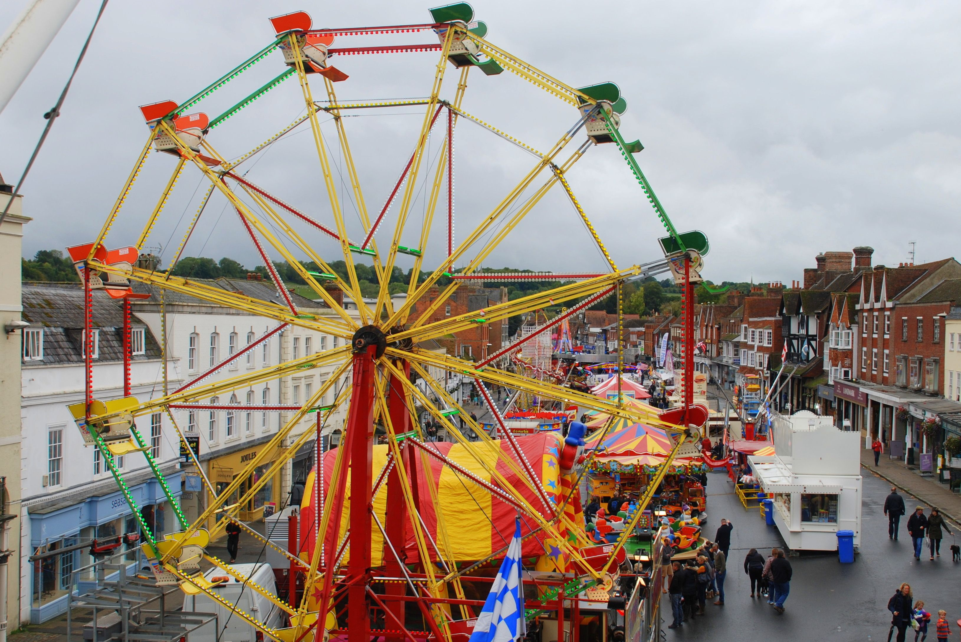 5 October - Mop Fair